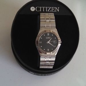 COPY - Men's Citizen Diamond watch